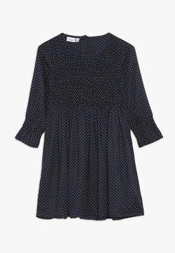 Name it - NMFSACHA MIDI DRESS - Korte jurk - dark sapphire