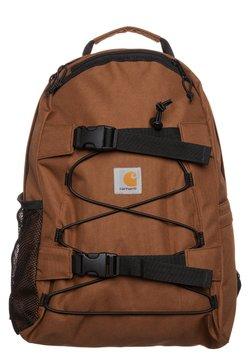 Carhartt WIP - KICKFLIP BACKPACK - Reppu - hamilton brown