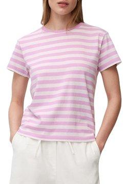 Marc O'Polo - T-Shirt print - multi/breezy lilac