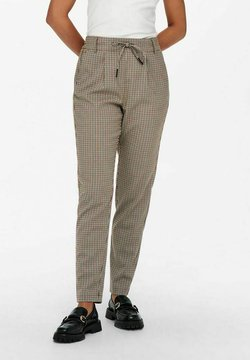 ONLY - Stoffhose - tobacco brown