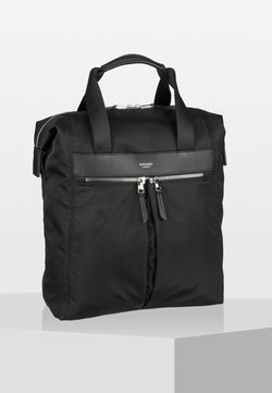Knomo - MAYFAIR MINI CHILTERN  - Tagesrucksack - black/silver