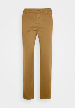 Nudie Jeans - EASY ALVIN - Chinos - camel