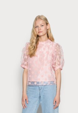 Love Copenhagen - VILDA BLOUSE - Bluse - tea rose