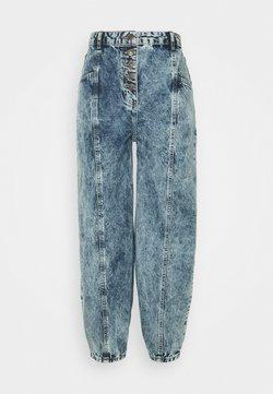 Trendyol - Jeans a sigaretta - blue