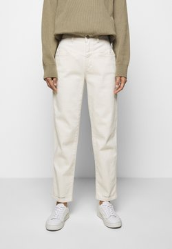 CLOSED - PEDAL PUSHER - Jeansy Relaxed Fit - ecru