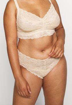 Cosabella - NEVER SAY NEVER PLUS CUTIE THONG - String - blush