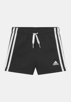 adidas Performance - kurze Sporthose - black/white