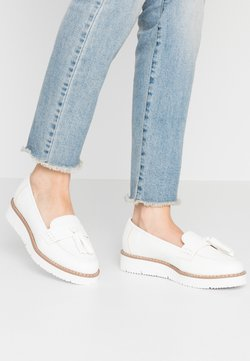 Anna Field Wide Fit - Slip-ons - white
