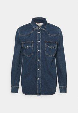 Diesel - D-EAST-P1 - Camisa - dark blue