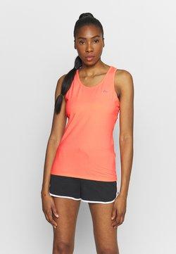 ONLY Play - ONPCLARISSA TRAINING - Funktionsshirt - neon orange