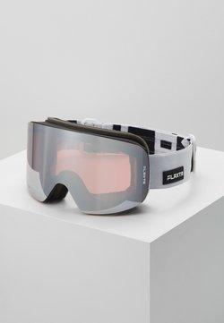 Flaxta - PRIME UNISEX - Skidglasögon - white