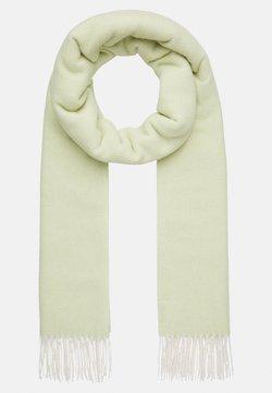 CLOSED - Schal - light green