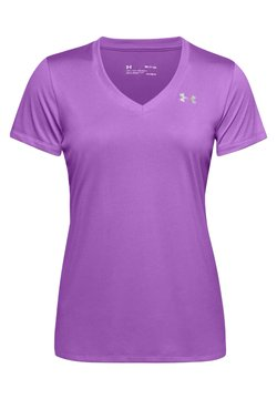 Under Armour - TECH - T-Shirt basic - lila