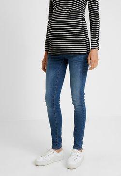 MAMALICIOUS - OHIO MEDIUM - Slim fit jeans - light blue denim