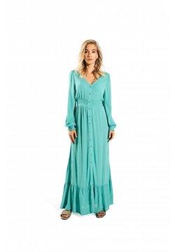 Jacky Luxury - Maxi-jurk - turquoise