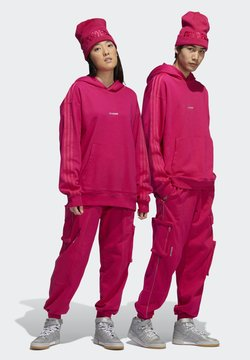 adidas Originals - IVY PARK CARGO SWEAT PANTS (ALL GENDER) - Jogginghose - bold pink