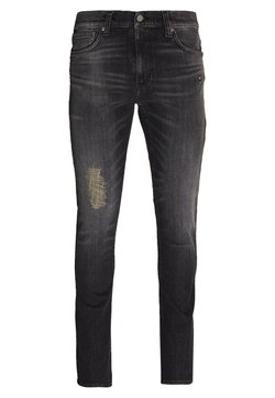 Nudie Jeans - LEAN DEAN - Jeans slim fit - black arch