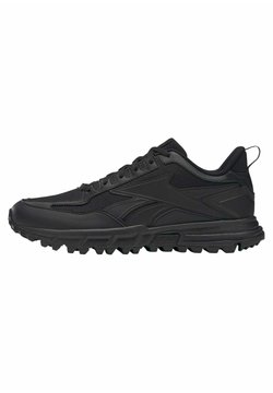 Reebok - BACK TO TRAIL - Hiking shoes - black