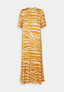 Saint Tropez - FABIANA DRESS - Maxikleid - fall leaf zebra