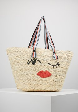 s.Oliver - SHOPPER - Cabas - yellow
