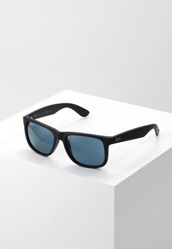 Ray-Ban - JUSTIN - Solbriller - dark blue polar/black