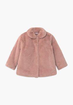 Lindex - MINI DONNA - Winterjas - dusty pink