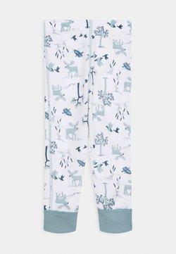Joha - Legging - light blue/off white