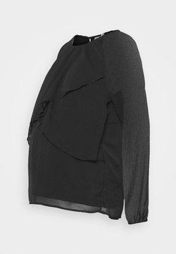 MAMALICIOUS - Blusa - black