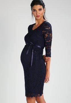 MAMALICIOUS - MLMIVANA DRESS - Cocktail dress / Party dress - navy blazer