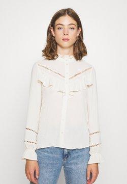Vero Moda - VMZIGGA DETAIL - Camisa - birch