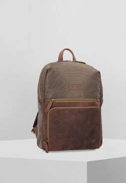 Greenburry - VINTAGE TEC  - Tagesrucksack - brown