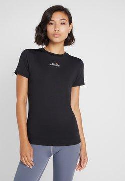 Ellesse - APRILLA - T-Shirt basic - black