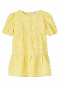 Name it - Cocktailkleid/festliches Kleid - yellow