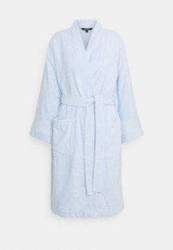 Lauren Ralph Lauren - CORE GREENWICH ROBES - Dressing gown - blue
