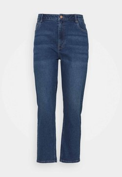 Vero Moda Curve - VMJOANA MOM - Jeans Relaxed Fit - medium blue