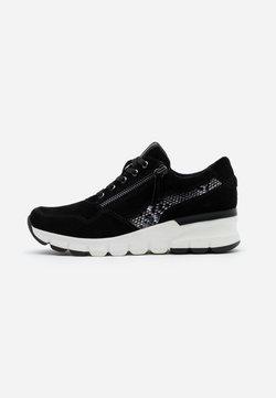 Jana - Sneakers laag - black