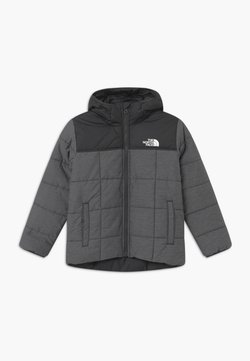 The North Face - REVERSIBLE PERRITO UNISEX - Talvitakki - medium grey heather