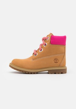Timberland - CONVENIENCE LACE BOOT - Schnürstiefelette - wheat