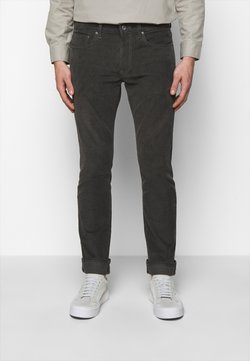 J.CREW - PANTS - Trousers - fisherman grey