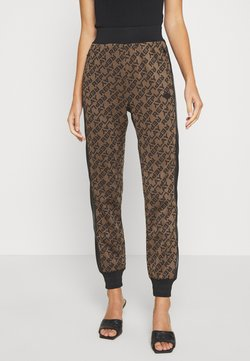 Replay - TROUSERS - Jogginghose - brown/black