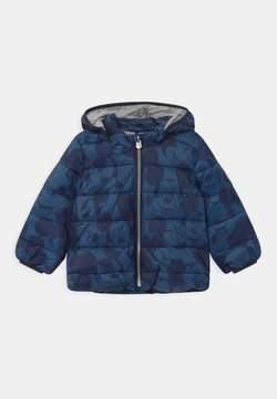 GAP - PUFFER - Chaqueta de invierno - chrome blue