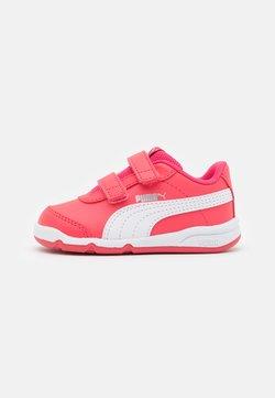 Puma - STEPFLEEX 2 UNISEX - Obuwie treningowe - paradise pink/white