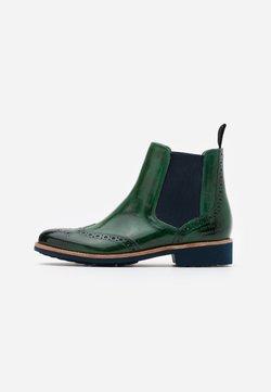 Melvin & Hamilton - SELINA  - Ankle Boot - pine/navy
