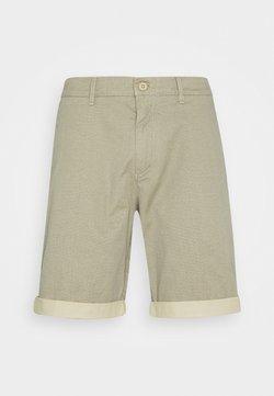 Marc O'Polo DENIM - MIK CHINO ELASTIC WAISTBAND AT BACK - Shorts - scandinavian beige