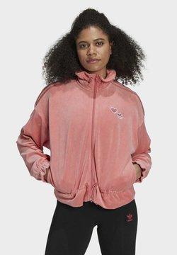 adidas Originals - ORIGINALS JACKE - Fleece jacket - pink