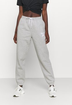 Reebok - PANT - Pantaloni sportivi - medium grey heather