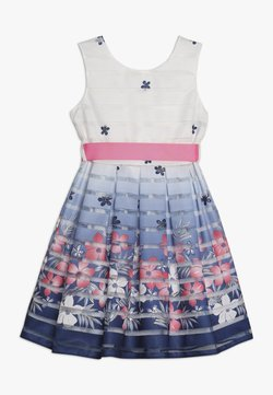 happy girls - Vestito elegante - weiss/blau