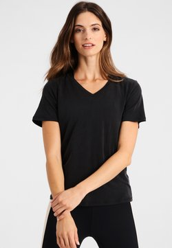 Daquïni - OLIVIA - T-shirt basic - black