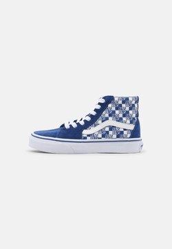 Vans - SK8 HI UNISEX - Sneakers alte - true blue/true white