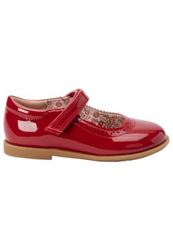 Next - Riemchenballerina - red